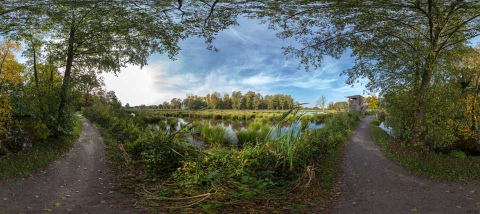 Krickenbecker Seen © NABU NRW